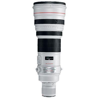 Canon EF 500mm f4 L IS USM Lens