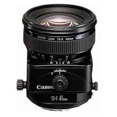 Canon TS-E 45mm f2.8 Lens