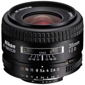 Nikon 35mm f2 D AF Nikkor Lens