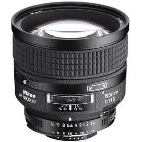 Used Nikon 85mm f1.4 D AF Lens