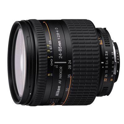 Nikon 24-85mm f2.8-4 D AF Lens