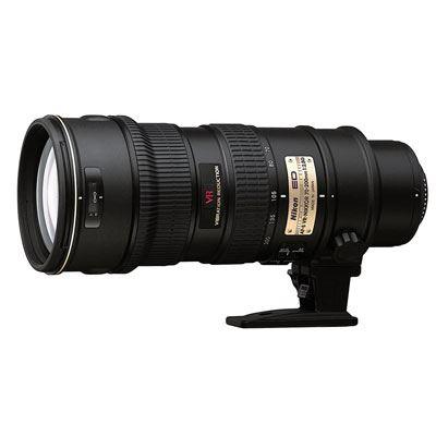 Nikon 70-200mm f2.8 G AF-S VR IF ED Lens