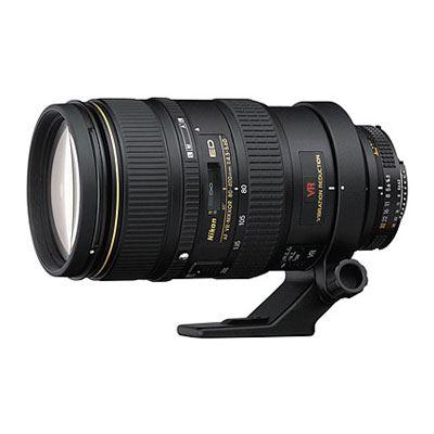 Nikon 80-400mm f4.5-5.6 D AF VR Lens