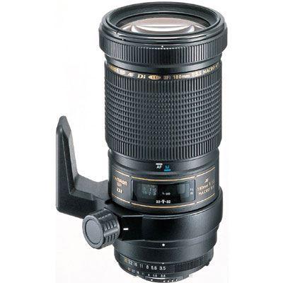 Tamron 180mm F3.5 SP AF Di Macro Lens  Nikon Fit