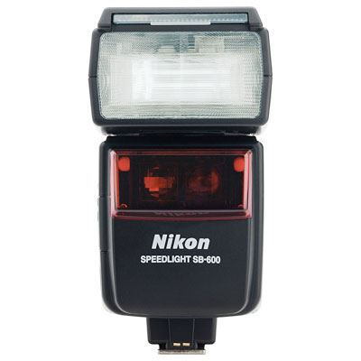 Nikon SB-600 Speedlight Flashgun