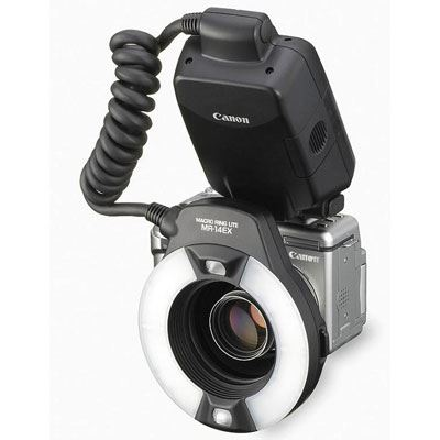 Canon MR-14EX Macrolite