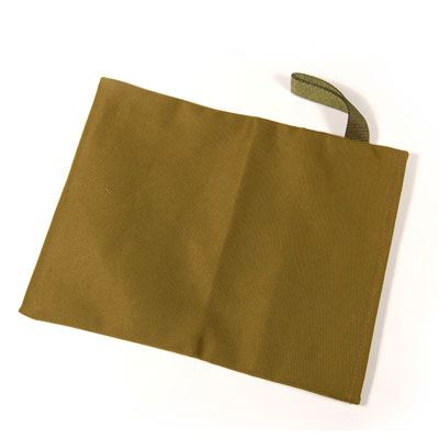 Wildlife Watching Bean Bag 1Kg - Olive with Unfilled Liner
