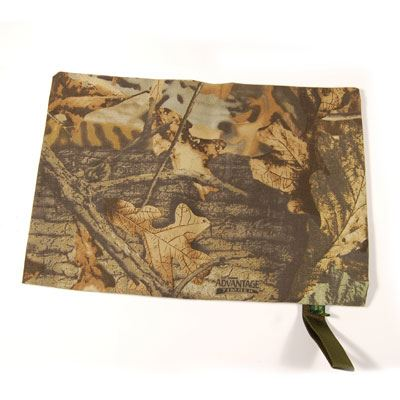 Wildlife Watching Bean Bag 1.5Kg - Realtree Xtra with Unfilled Liner