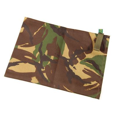 Image of Wildlife Watching Bean Bag 1.5Kg - Camouflage with Unfilled Liner