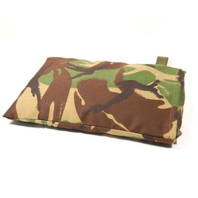 Wildlife Watching Bean Bag 1Kg Filled Liner - Camouflage