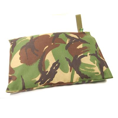 Image of Wildlife Watching Bean Bag 1.5Kg Filled Liner - Camouflage