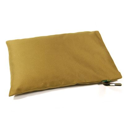 Wildlife Watching Bean Bag 1.5Kg Filled Liner - Olive