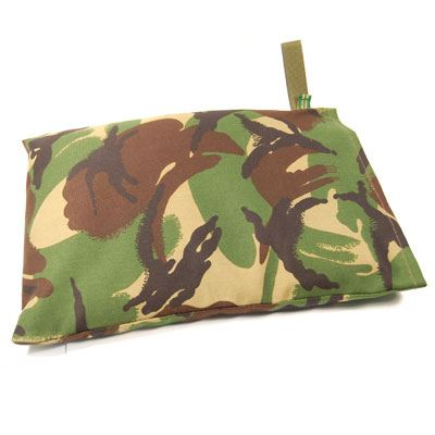 Wildlife Watching Bean Bag 2Kg Filled Liner  Camouflage