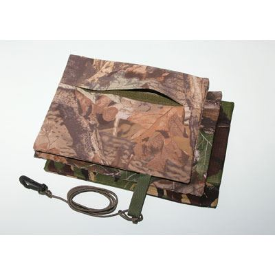 Wildlife Watching Double Bean Bag Unfilled with Liners and Cord - Realtree Xtra Pattern