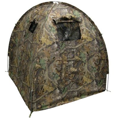 Wildlife Watching Standard Dome Hide - C30 Realtree Xtra