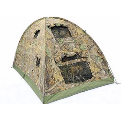 Wildlife Watching Long and Low Dome Hide - C31.1 Realtree Xtra
