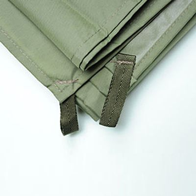Image of Wildlife Watching Groundsheet for C30 Standard Dome Hide - C41 Olive