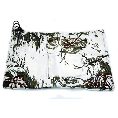 Wildlife Watching Cover for Tripod Mount in Proofed Realtree Snow