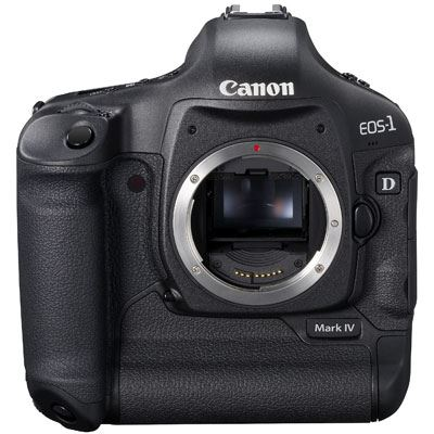 Canon EOS 1D MK IV Digital SLR Camera Body