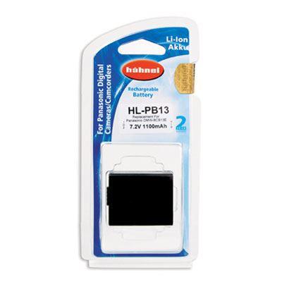 Hahnel HL-PB13 Battery (Panasonic  DMW-BLB13E)