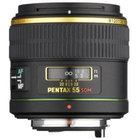 Pentax 55mm f1.4 DA* SDM Lens
