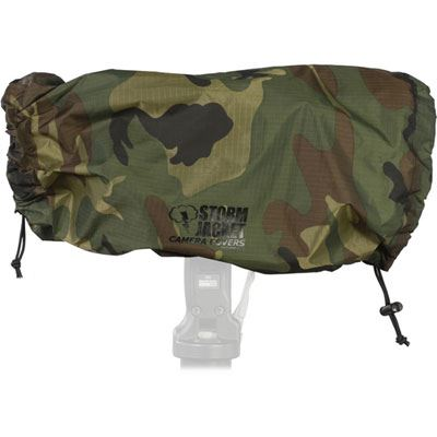 Storm Jacket SLR PRO Medium - Camouflage