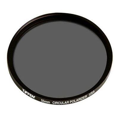 Tiffen 55mm Circular Polarising Filter