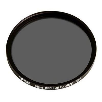 Tiffen 58mm Circular Polarising Filter