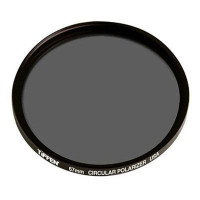 Tiffen 72mm Circular Polarising Filter