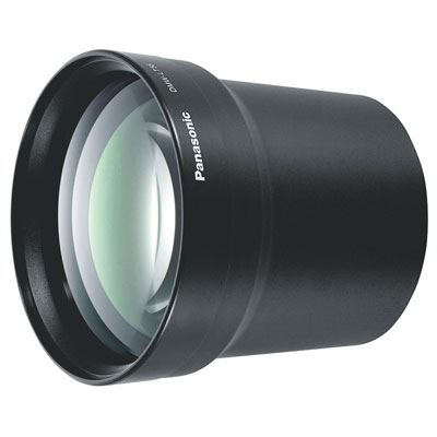 Panasonic DMWLT55E 55mm Tele Conversion Lens