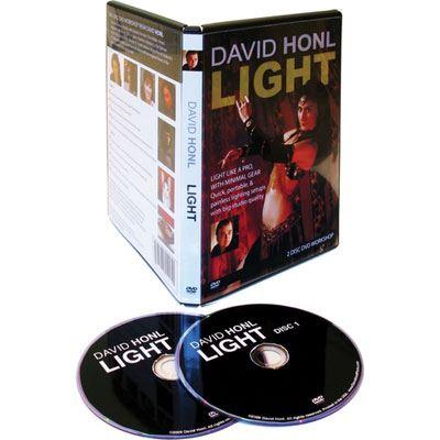 Image of David Honl Light DVD