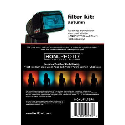 Image of Honl HP-Filter 4 Autumn Filter Kit