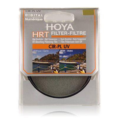 Hoya 67mm UV HRT Circular Polariser Filter