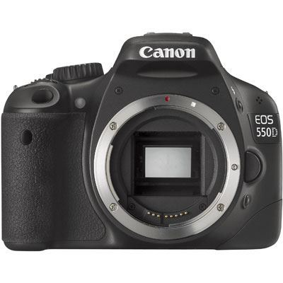 Canon EOS 550D Digital SLR Camera Body