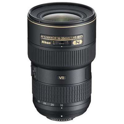 Used Nikon 16-35mm f4 G AF-S ED VR Lens