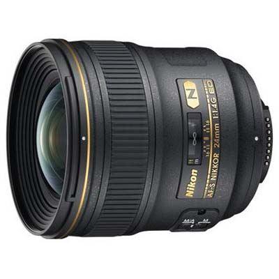 Nikon 24mm f1.4 G AF-S ED Lens