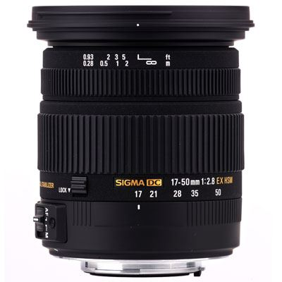 Sigma 17-50mm f2.8 EX DC OS HSM – Canon Fit