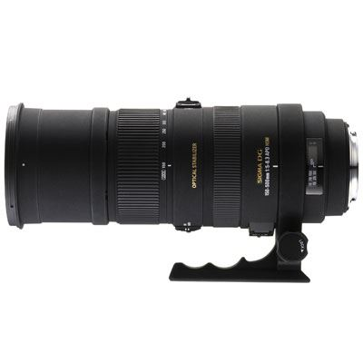 Sigma 50-500mm f4.5-6.3 DG OS HSM - Canon Fit