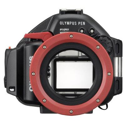Olympus PT-EP01 Waterproof Case for E-PL1