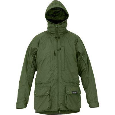 Páramo Men`s Halcon Waterproof Jacket - Moss (M)