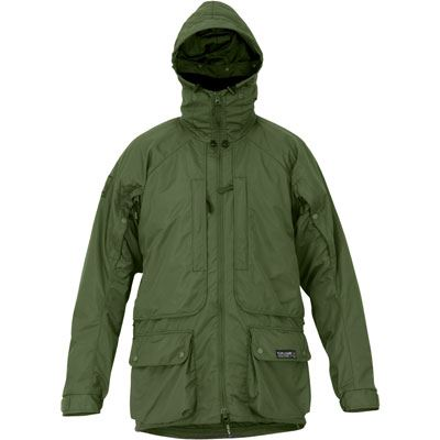 Páramo Men`s Halcon Waterproof Jacket - Moss (XL)