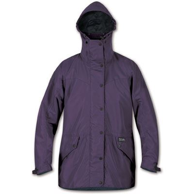 Páramo Ladies` Cascada Waterproof Jacket  Heather  Navy (XL)