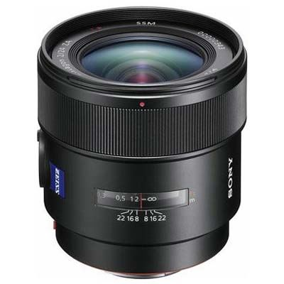 Sony A Mount 24mm f2 SSM ZA Distagon T* Lens