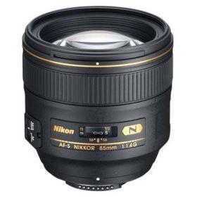 Used Nikon 85mm f1.4 G AF-S Lens