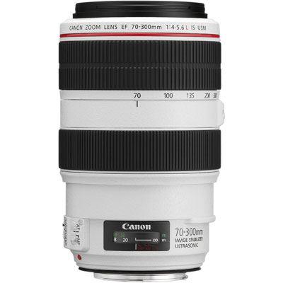 Canon EF 70-300mm f4-5.6 L IS USM Lens
