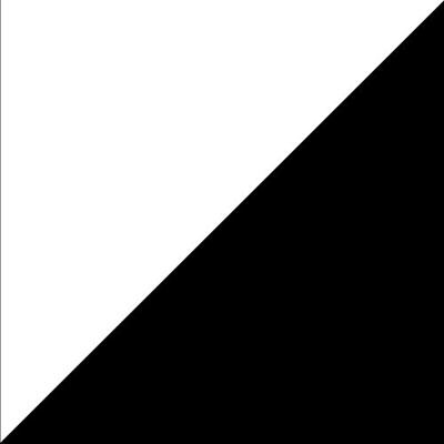 Westcott 1.5x1.8m Collapsible Reversible Background - Black/White