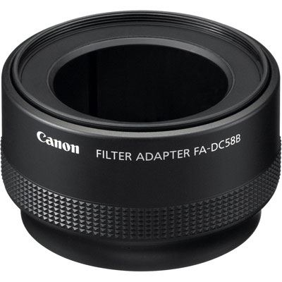 Canon 58mm FA-DC58B Filter Adapter