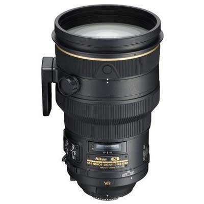 Nikon 200mm f2 G ED AF-S Nikkor VR II Lens