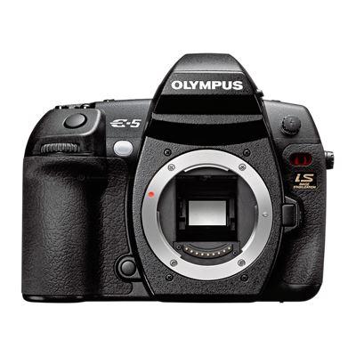 Olympus E-5 Digital SLR Camera Body