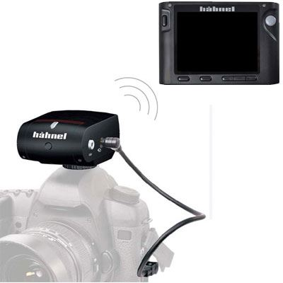 Hahnel Inspire Wireless LiveView Remote Control for Canon DSLR